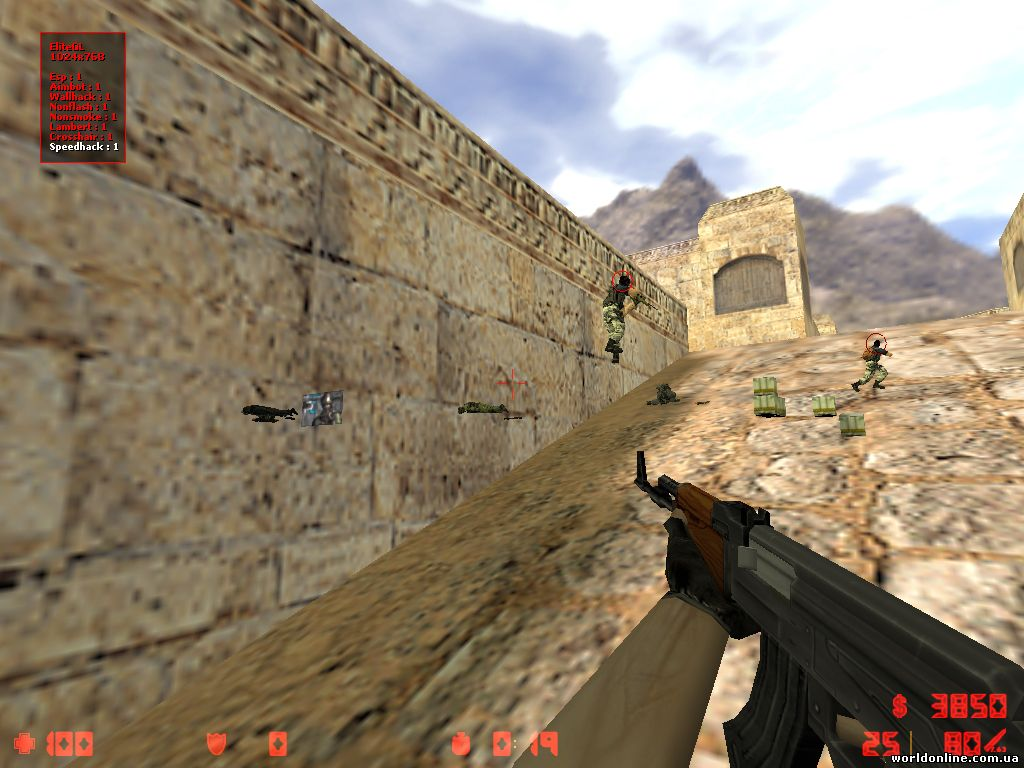 Counter-strike 1. 6 zombie bot mod (admin) install tutorial +(.